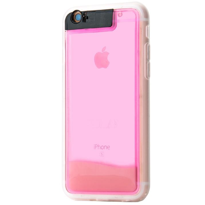 iPhone6s/6 ケース 3種の光を手に入れた フラレア リノ6 ローズピンク iPhone 6s/6_0