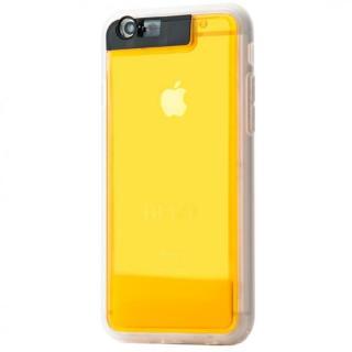 【iPhone6s ケース】3種の光を手に入れた フラレア リノ6 オレンジ iPhone 6s/6