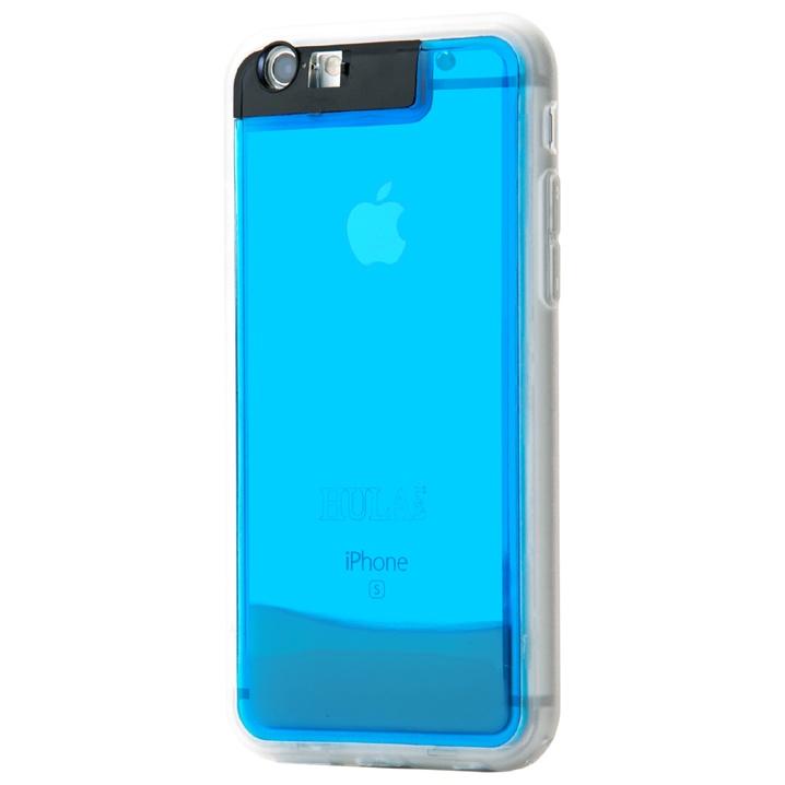 iPhone6s/6 ケース 3種の光を手に入れた フラレア リノ6 ブルー iPhone 6s/6_0