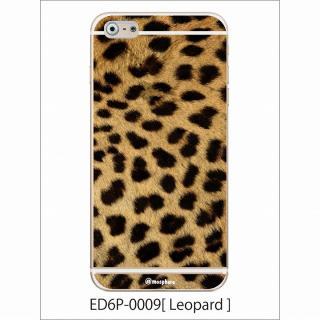 アトモスフィア デザインハードケース ヒョウ iPhone 6 Plusケース