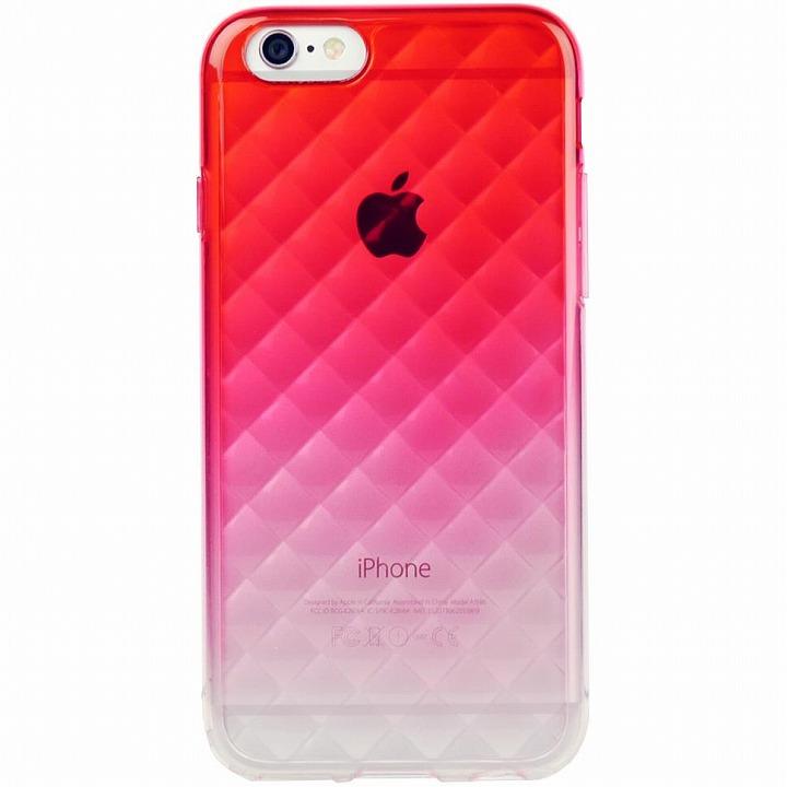 【iPhone6ケース】鮮やかなカラーリング 染 DHレッド iPhone 6ケース_0
