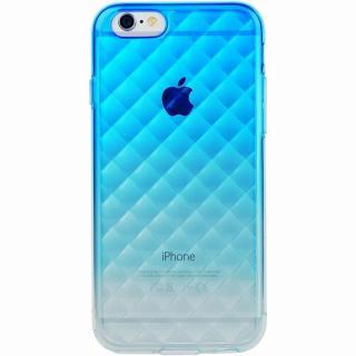 鮮やかなカラーリング 染 DHブルー iPhone 6ケース