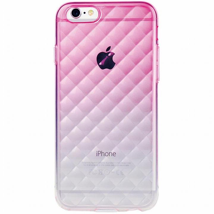 【iPhone6ケース】鮮やかなカラーリング 染 DHピンク iPhone 6ケース_0