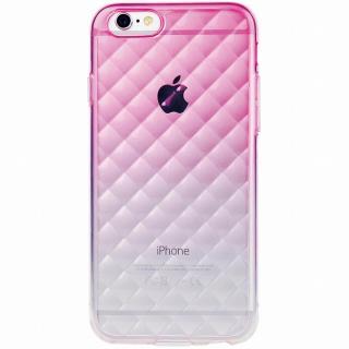 鮮やかなカラーリング 染 DHピンク iPhone 6ケース