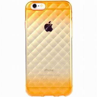 鮮やかなカラーリング 染 DWオレンジ iPhone 6ケース