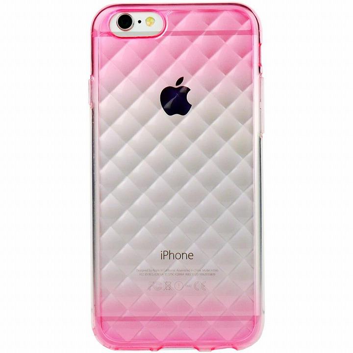 鮮やかなカラーリング 染 DWピンク iPhone 6ケース