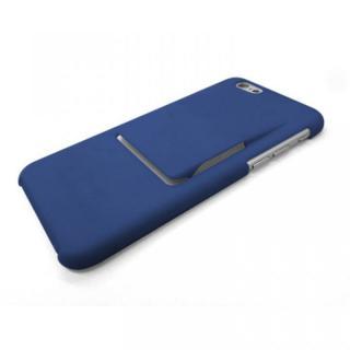 ケースとクリップが一体型 mononoff ネイビー iPhone 6s/6ケース
