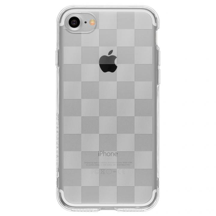 Highend Berry TPUソフトケース チェッカード iPhone 7
