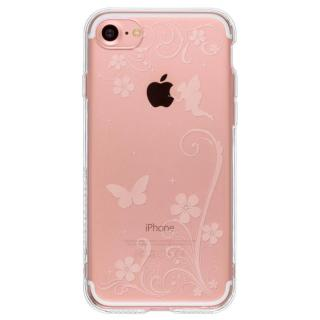 Highend Berry TPUソフトケース パラダイス iPhone 7