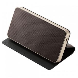 フラップ付Bluetoothスピーカー ブラウン