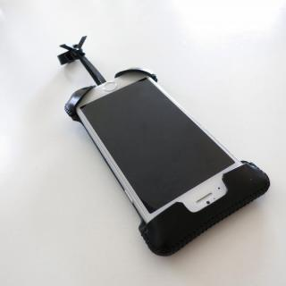 【iPhone6ケース】abicase レザーケース チョコ iPhone 6 ケース_3