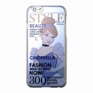 カスタムハードケース ディズニーマガジンシリーズ シンデレラ iPhone 6ケース