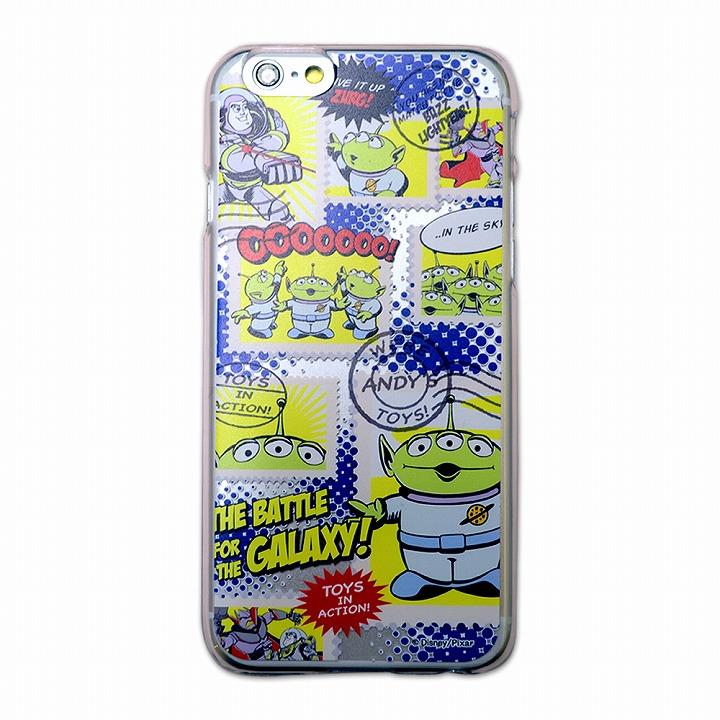 カスタムハードケース ディズニー切手シリーズ エイリアン iPhone 6ケース