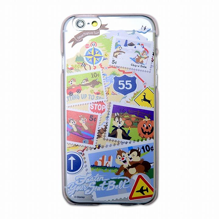 【iPhone6ケース】カスタムハードケース ディズニー切手シリーズ チップ&デール iPhone 6ケース_0