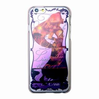 カスタムハードケース ディズニーシルエット ラプンツェル iPhone 6s/6ケース