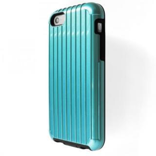 【iPhone SE/5s/5c/5】PRECISION HYB Case ブルー