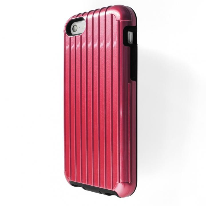 【iPhone SE/5s/5ケース】iPhone SE/5s/5c/5ケース PRECISION HYB Case ピンク_0