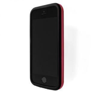 【iPhone SE/5s/5ケース】iPhone SE/5s/5c/5ケース PRECISION HYB Case ピンク_3