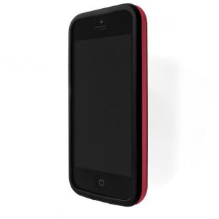 【iPhone SE/5s/5ケース】iPhone SE/5s/5c/5ケース PRECISION HYB Case ピンク_4