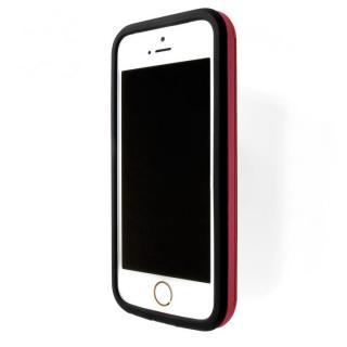 【iPhone SE/5s/5ケース】iPhone SE/5s/5c/5ケース PRECISION HYB Case ピンク_5