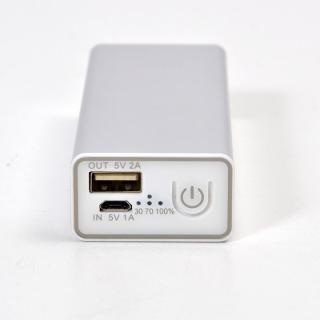 [3000mAh]カイロ機能つきモバイルバッテリー USBあったかパワーバンク_2
