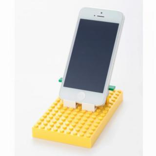 [4,200mAh]レゴ型モバイルバッテリー Power brick イエロー_4