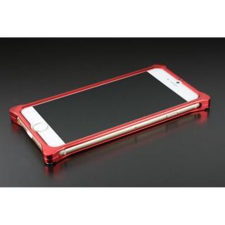 【iPhone6ケース】ギルドデザイン ソリッド レッド iPhone 6s/6_3