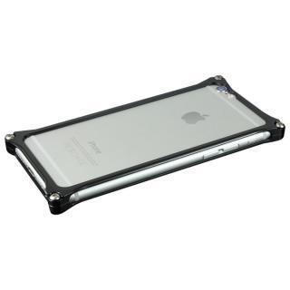 ギルドデザイン ソリッドバンパー ブラック iPhone 6s/6バンパー