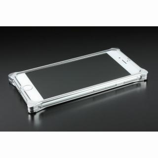 【iPhone6ケース】ギルドデザイン ソリッドバンパー シルバー iPhone 6s/6バンパー_5