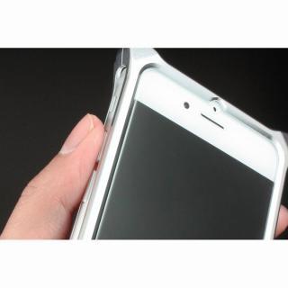 【iPhone6ケース】ギルドデザイン ソリッドバンパー シルバー iPhone 6s/6バンパー_8