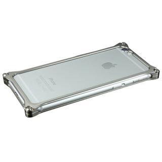 [2018新生活応援特価]ギルドデザイン ソリッドバンパー グレイ iPhone 6s/6バンパー