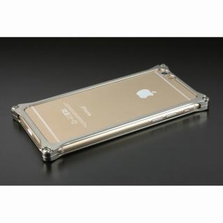 【iPhone6ケース】ギルドデザイン ソリッドバンパー グレイ iPhone 6s/6バンパー_2