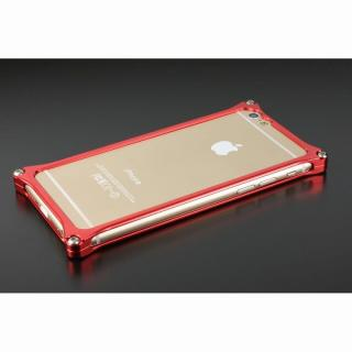 【iPhone6ケース】ギルドデザイン ソリッドバンパー レッド iPhone 6s/6バンパー_1