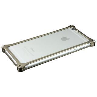 ギルドデザイン ソリッドバンパー チタン iPhone 6s/6バンパー