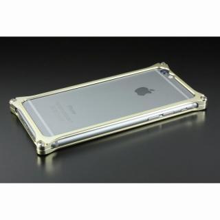 【iPhone6s/6ケース】ギルドデザイン ソリッドバンパー シャンパンゴールド iPhone 6s/6バンパー_2