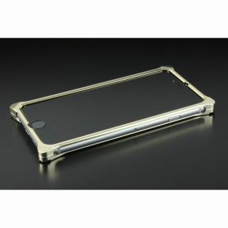 【iPhone6s/6ケース】ギルドデザイン ソリッドバンパー シャンパンゴールド iPhone 6s/6バンパー_5