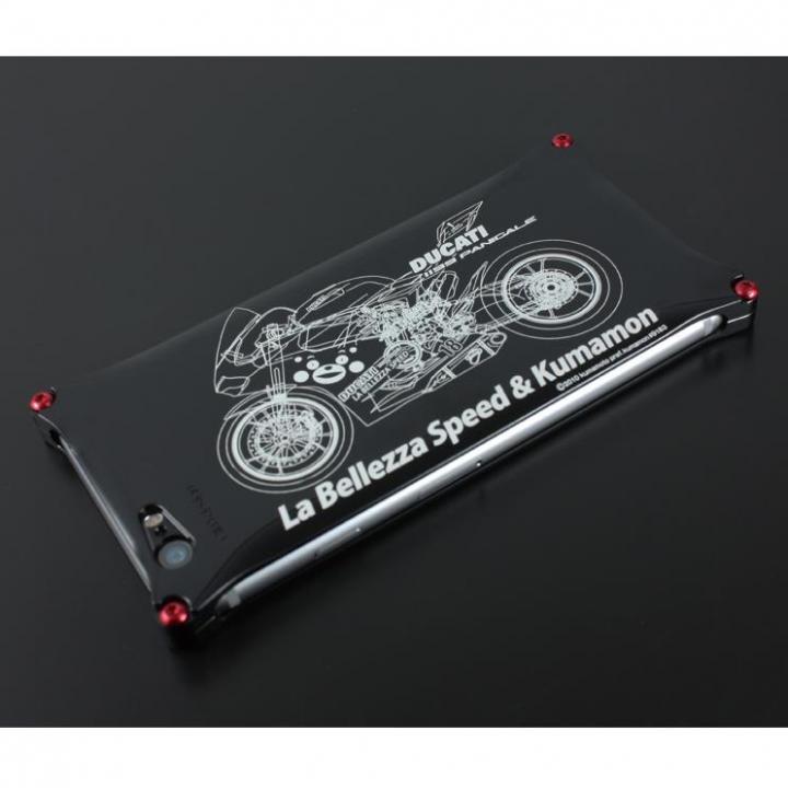 【iPhone6ケース】くまモン×ラ・ベレッツァ×ギルドデザインコラボケース バイクモデル iPhone 6s/6_0