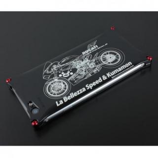 くまモン×ラ・ベレッツァ×ギルドデザインコラボケース バイクモデル iPhone 6s/6