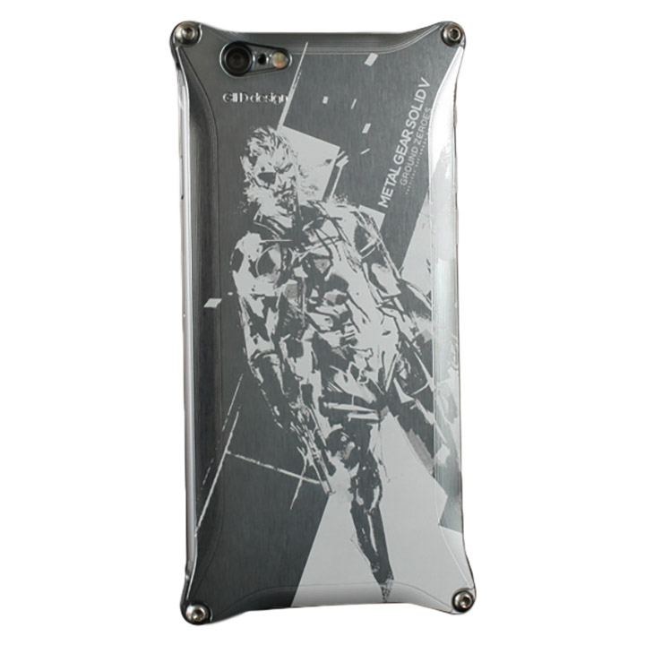 【iPhone6ケース】METAL GEAR SOLID V: Snake Ver.  iPhone 6s/6_0