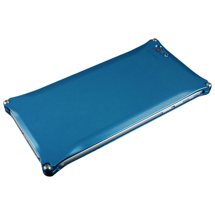 iPhone6 Plus ケース ギルドデザイン ソリッドケース ブルー iPhone 6s Plus/6 Plus_0