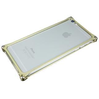 ギルドデザイン ソリッドバンパー ゴールド iPhone 6s Plus/6 Plus