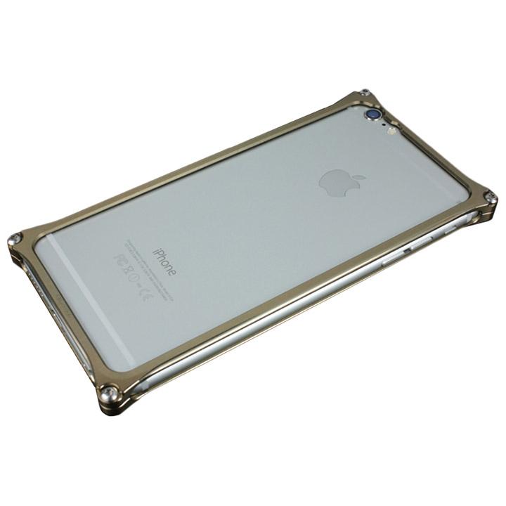 iPhone6 Plus ケース ギルドデザイン ソリッドバンパー チタン iPhone 6s Plus/6 Plus_0