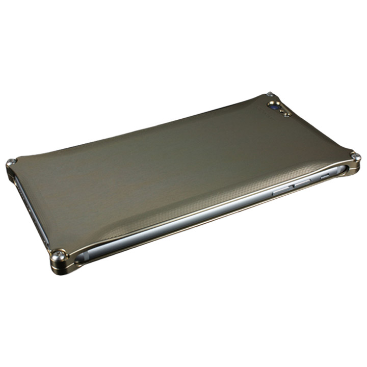 【iPhone6s Plus/6 Plusケース】ギルドデザイン ソリッドケース チタン iPhone 6s Plus/6 Plus_0