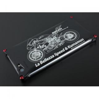 くまモン×ラ・ベレッツァ×ギルドデザインコラボケース バイクモデル iPhone 6s Plus/6 Plus