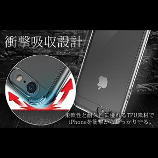 【iPhone6ケース】クリアな透明感あふれるケース Ringke Fusion ブラック iPhone 6ケース_2