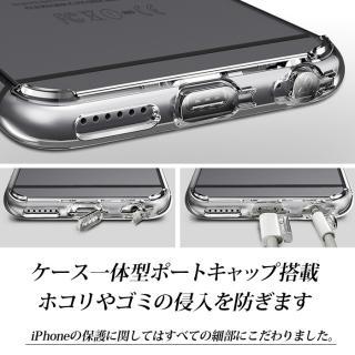 【iPhone6ケース】クリアな透明感あふれるケース Ringke Fusion ブラック iPhone 6ケース_4