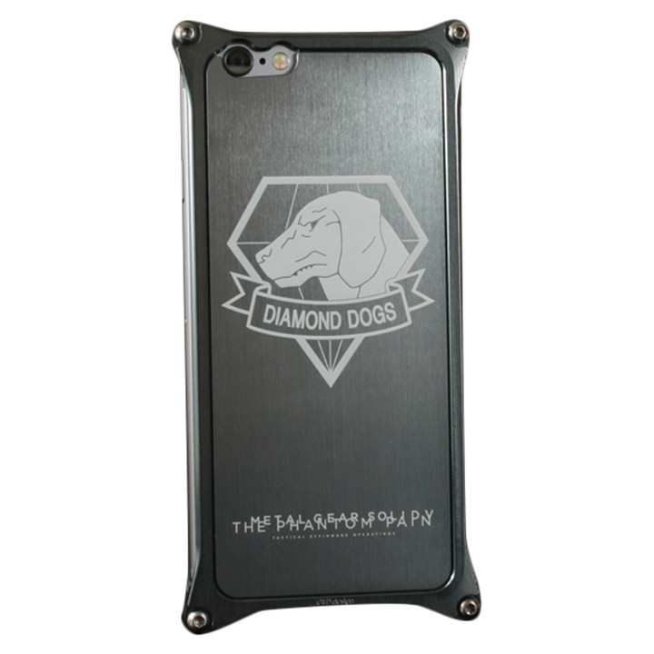 iPhone6s Plus/6 Plus ケース METAL GEAR SOLID V: DD Ver.  iPhone 6s Plus/6 Plus_0