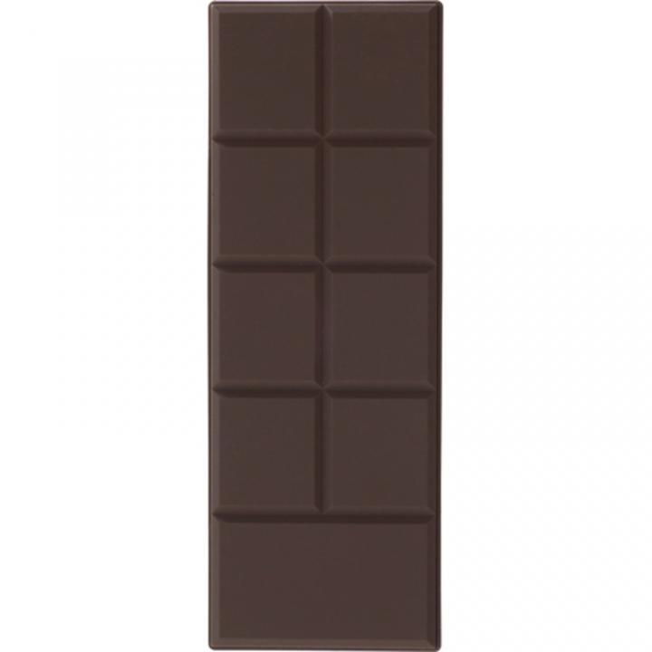 [2,900mAh]チョコレート型モバイルバッテリー カカオ2900 カカオ_0