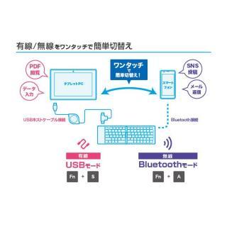 Bluetooth対応折りたたみ式キーボード_2