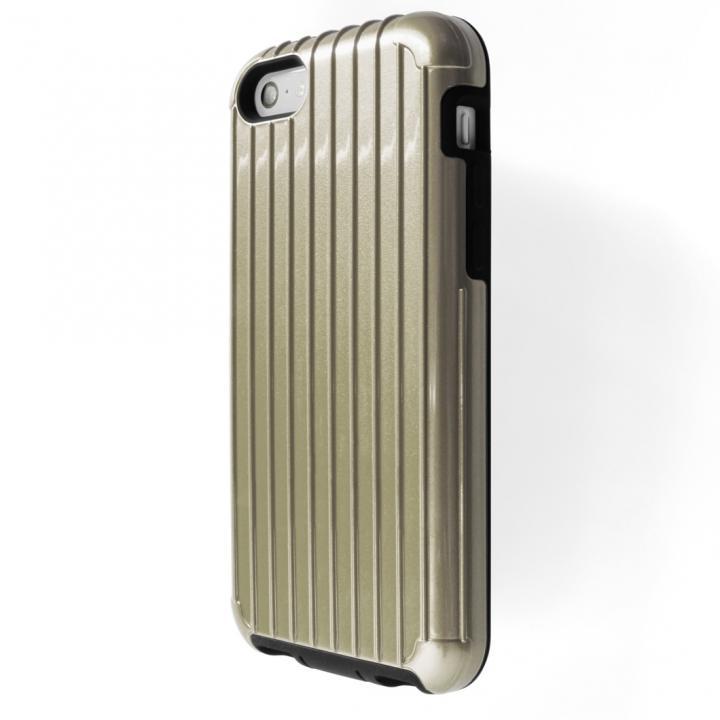 iPhone SE/5s/5 ケース 【iPhone SE/5s/5c/5】PRECISION HYB Case ゴールド_0